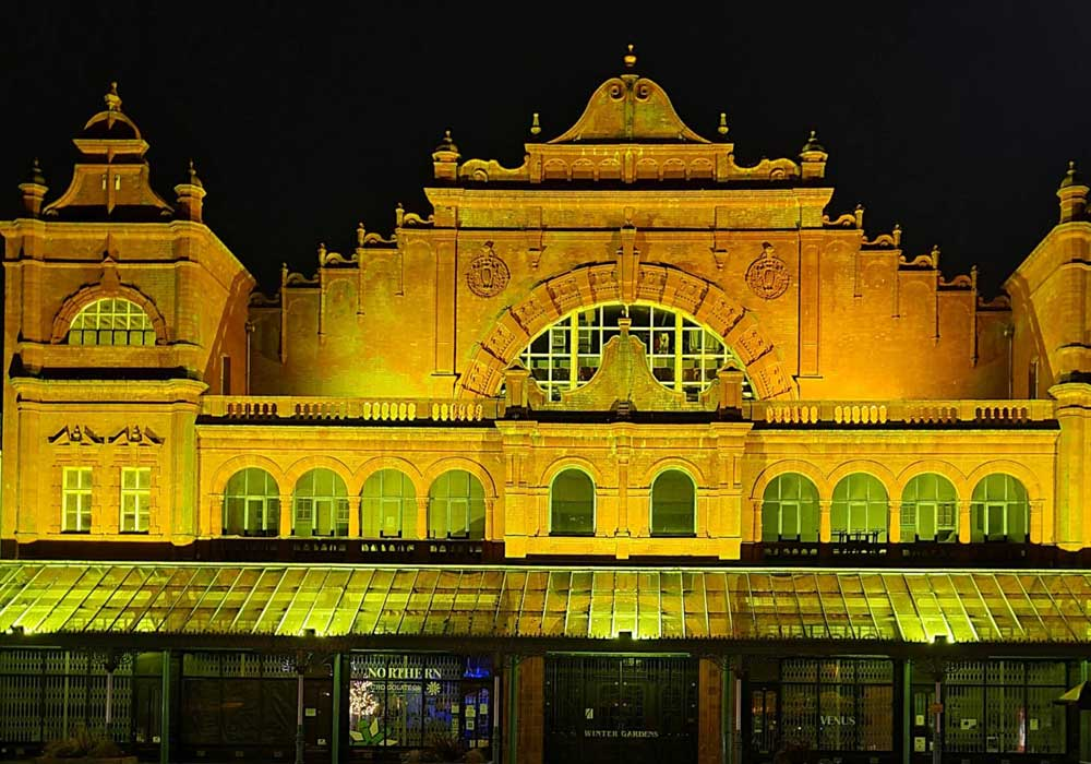 Winter Gardens trying to secure bright future